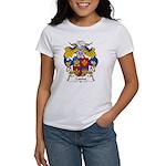 Lama Family Crest Women's T-Shirt