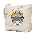 Lago Family Crest Tote Bag