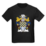 Lago Family Crest Kids Dark T-Shirt