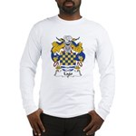 Lago Family Crest Long Sleeve T-Shirt