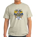 Lago Family Crest Light T-Shirt