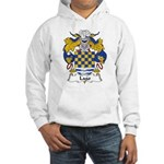 Lago Family Crest Hooded Sweatshirt
