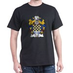 Lago Family Crest Dark T-Shirt