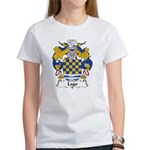 Lago Family Crest Women's T-Shirt