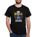 Kindelan Family Crest  Dark T-Shirt