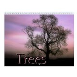 Trees Wall Calendar