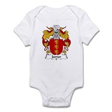 Jamar Family Crest Infant Bodysuit