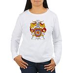Iraola Family Crest Women's Long Sleeve T-Shirt