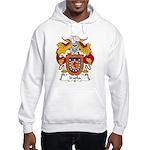 Iraola Family Crest Hooded Sweatshirt
