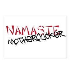 Namaste Postcards (Package of 8)