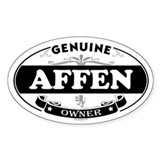 AFFEN Oval Decal