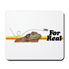 For Real Mousepad