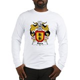 Hera Family Crest Long Sleeve T-Shirt