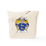 Gurrea Family Crest Tote Bag