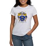 Gurrea Family Crest Women's T-Shirt