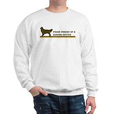 Gordon Setter (proud parent) Sweatshirt