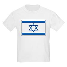 Israeli Flag 4 Kids T-Shirt