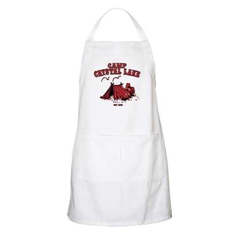 Camp Crystal Lake BBQ Apron
