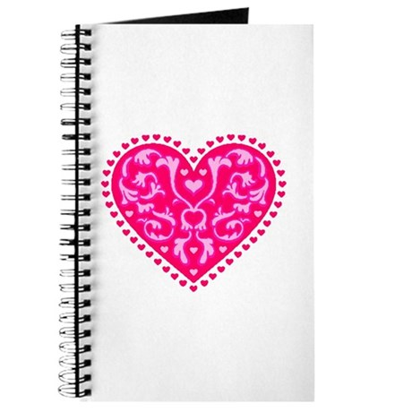 Fancy Heart Journal