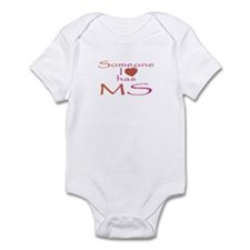 Cute Health and health conditions chronic Infant Bodysuit