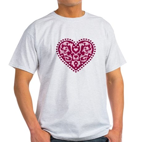 Fancy Heart Light T-Shirt
