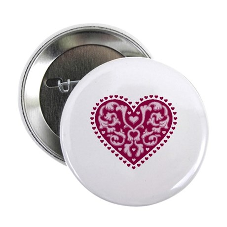 Fancy Heart Button