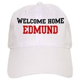 Welcome home EDMUND Baseball Cap