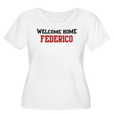 Welcome home FEDERICO T-Shirt