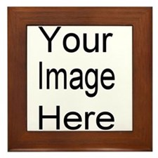 Add your own picture Framed Tile
