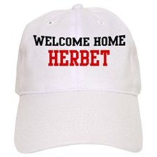 Welcome home HERBET Baseball Cap