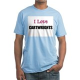 I Love CARTWRIGHTS Shirt