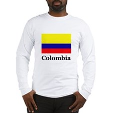 Colombia Long Sleeve T-Shirt