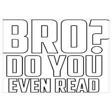 Do you even read?