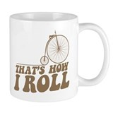 How I Roll PF Small Mug