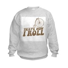 How I Roll PF Sweatshirt