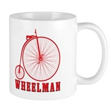 Wheelman Small Mug