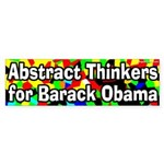 Abstract Thinkers for Barack Obama