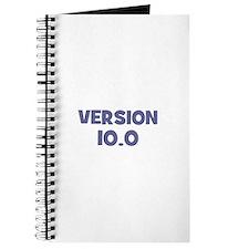 Version~10.0 Journal