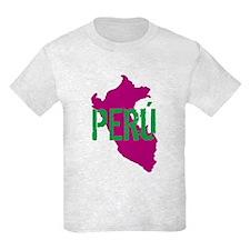 COLORFUL PERU - T-Shirt