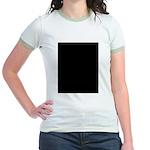 Peace Now (Impeach Bush) Jr. Ringer T-shirt