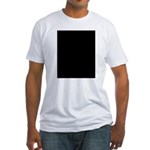 Peace Now (Impeach Bush) Fitted T-Shirt