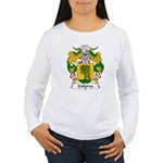 Galarza Family Crest Women's Long Sleeve T-Shirt