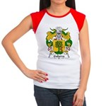 Galarza Family Crest Women's Cap Sleeve T-Shirt