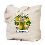 Galarza Family Crest Tote Bag