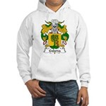Galarza Family Crest Hooded Sweatshirt