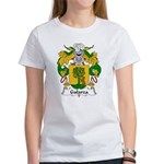 Galarza Family Crest Women's T-Shirt