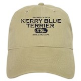 Property of Kerry Blue Terrier Hat