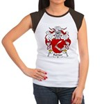 Forner Family Crest Women's Cap Sleeve T-Shirt