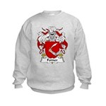Forner Family Crest Kids Sweatshirt