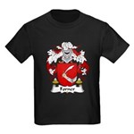 Forner Family Crest Kids Dark T-Shirt